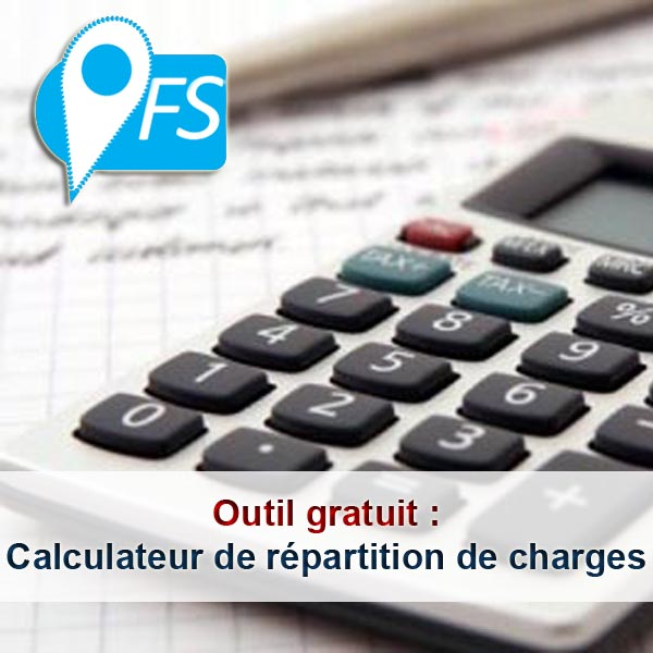 Le calculateur de charges free syndic free syndic services de copropri t - Repartition des charges de copropriete ...